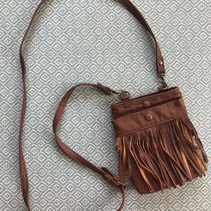 Roxy adjustable strap crossbody purse